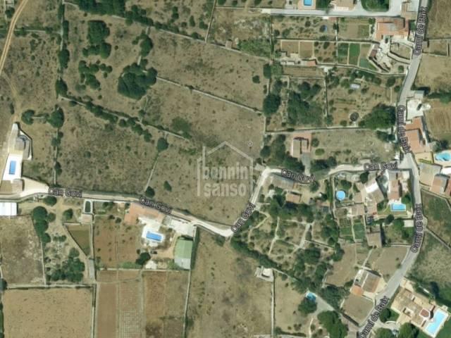 Nicht Bebaubar/Rustikal/Landwirtschaftlich in Llumesanes