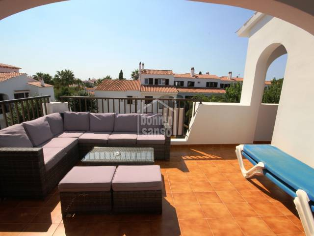 Great apartment  in Siestamar, Calan Porter , Menorca