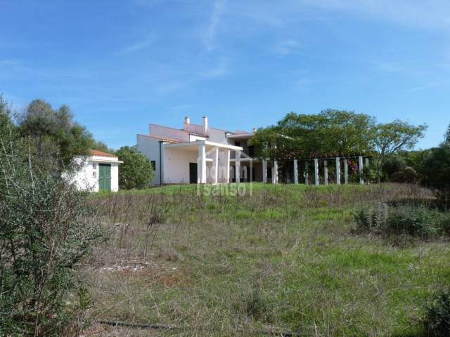 South facing rural property that enjoys total privacy, San Clemente, Menorca