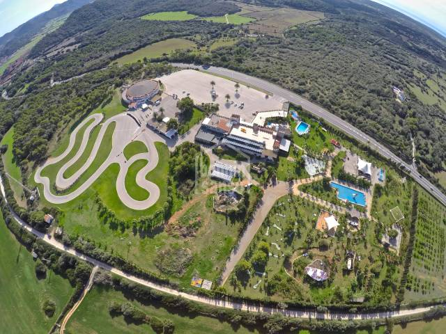Resort of 11.855m² near Ciutadella