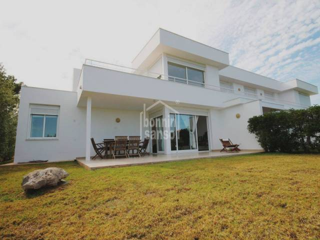 Duplex with wonderful sea views in Coves Noves , Menorca