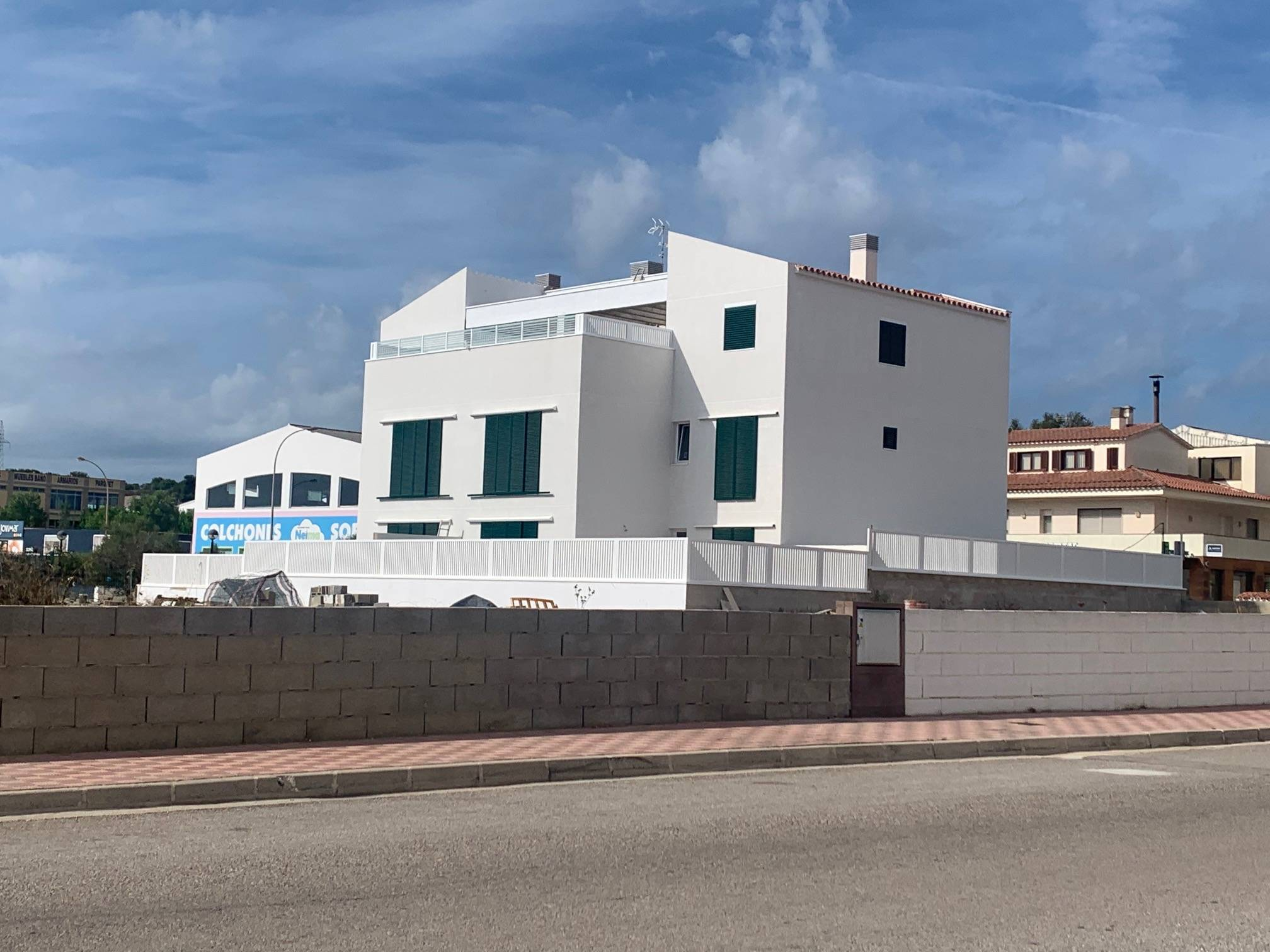 Promotion - Exclusive. New promotion of flats in Alaior, Menorca