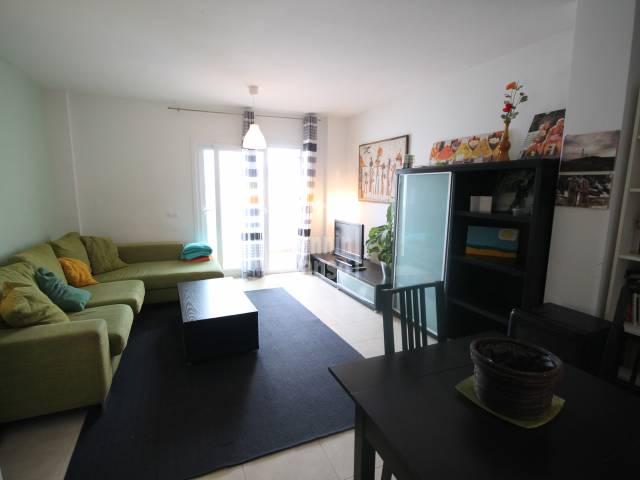 Apartamento nuevo con gran terraza en el centro de Es Castell,Menorca