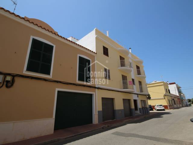 Secong floor apartment of 81m² in Ciutadella, Menorca