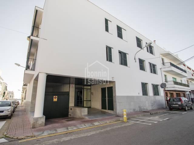 Appartement/Étage en Es Castell (Town)