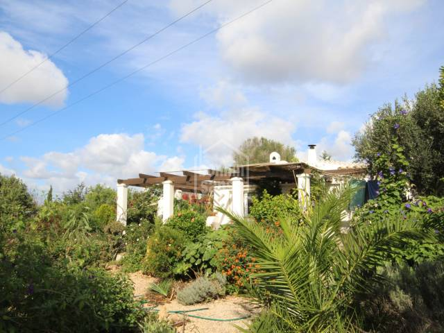 Peace and Quiet with stunning country views in the Menorcan country side near Alayor, Menorca