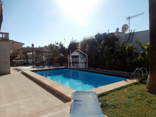 4 Schlafzimmer mit Pool und Zentralheizung, Cala Millor, Mallorca