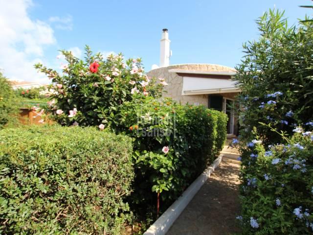 Villa with pool in the urbanisation of Salgar, Sant Lluis