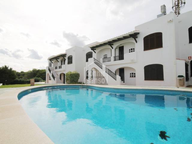 Lovely holiday home in Son Parc,Menorca