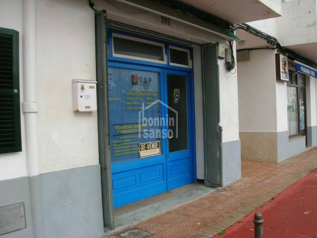 Commercial Premises/Business in Mahón (City)