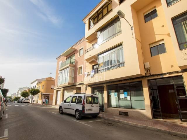 Wohnung im Zentrum von Es Castell, Menorca