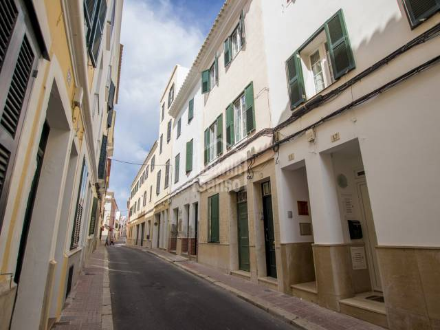 Townhouse in Mahon, Menorca