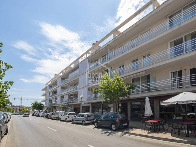Modern flat with lift in Mahon, Menorca