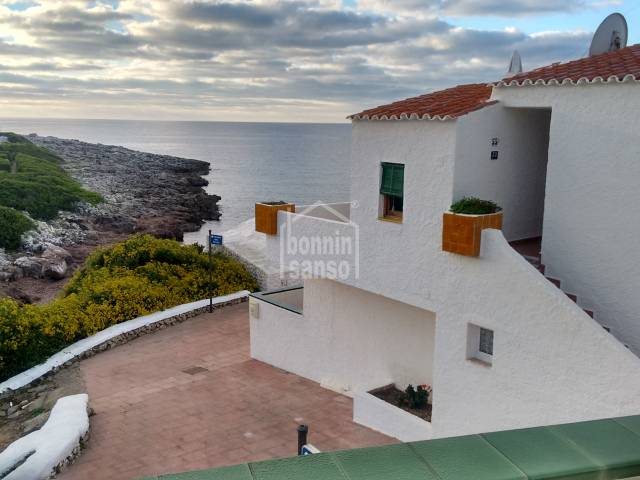 First floor apartment with sea views in Cala Torret