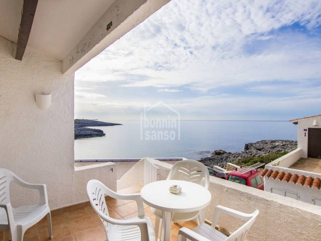Exquisite seaside apartment, Cala Torret, Menorca