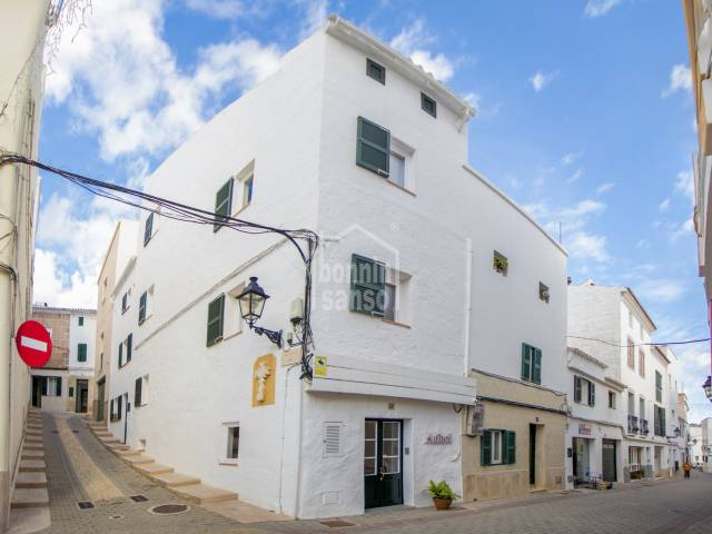 Renovated house in the old town of Ferrerias, Menorca