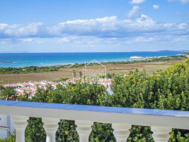 Villa en Son Bou with incredible views, Menorca