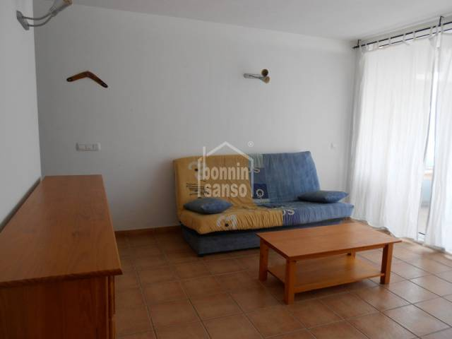 Nice apartment in Mercadal