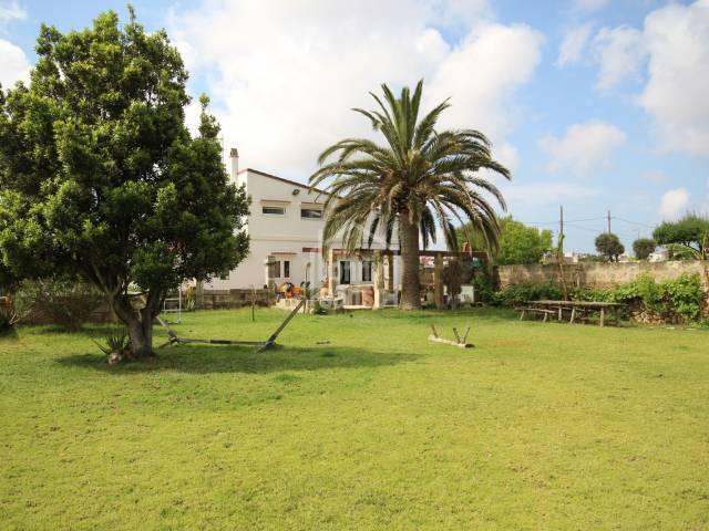 Casa de campo en alquiler anual en Ciutadella, Menorca