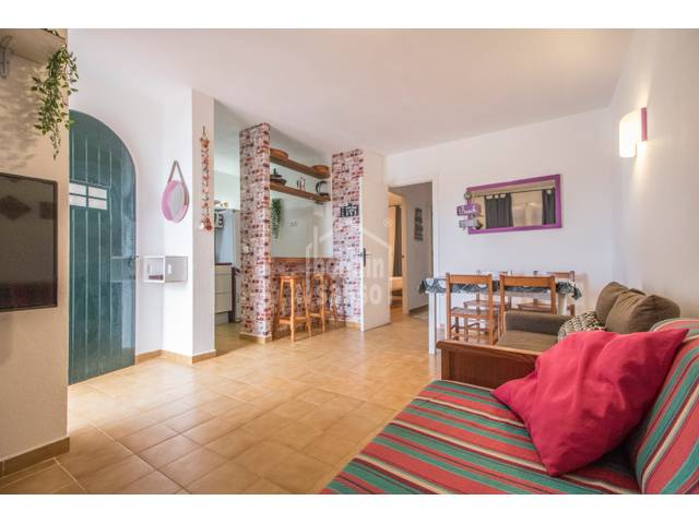 Appartement/Wohnung in Calan Blanes