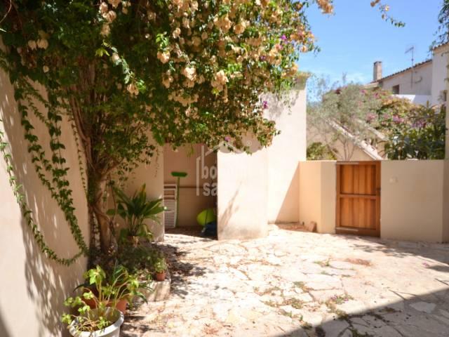 Encantadora casa de pueblo totalmente renovado, Son Servera, Mallorca