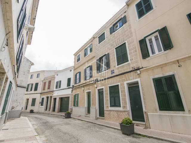 Townhouse in the center of Mahon, Menorca