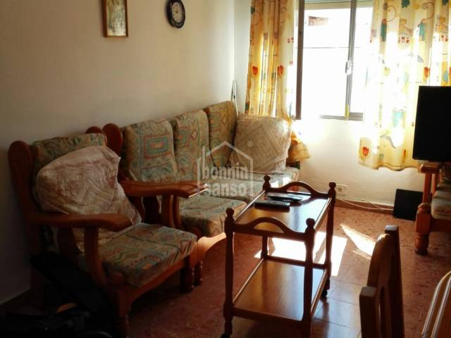 Third floor apartment in Mahon