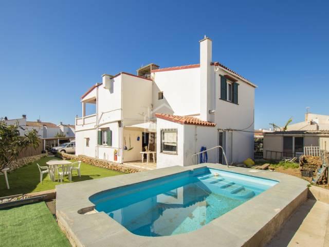Large house in Santa Ana, Menorca