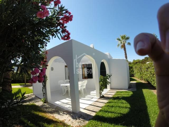 Charming villa in Cap d'Artrutx, Ciutadella, Menorca