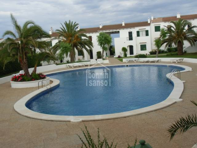 First floor apartment in Addaya, Menorca