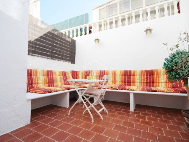 Beautiful Ground floor apartment in Mahon with a Patio.