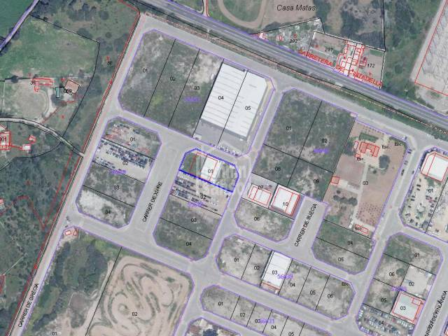 Building plot in IV Phase on the Industrial Estate of Mahón