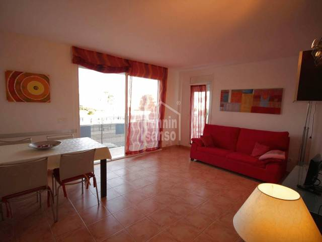 First floor apartment in a residential area of Ciudadela, Menorca
