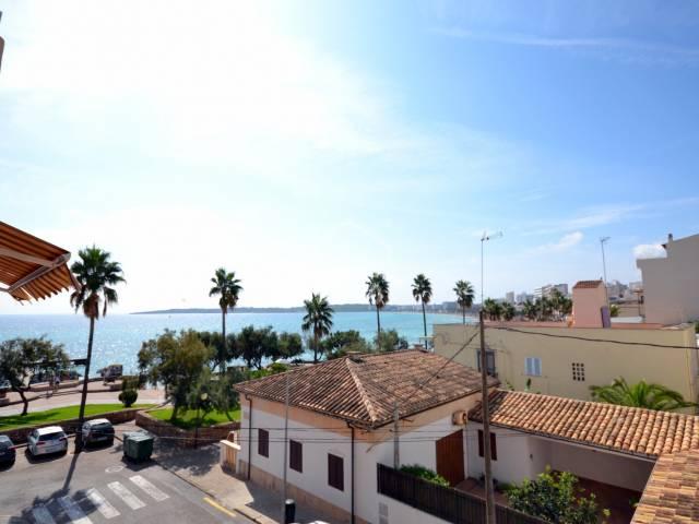 Apartamento con vistas mar, Cala Millor, Mallorca