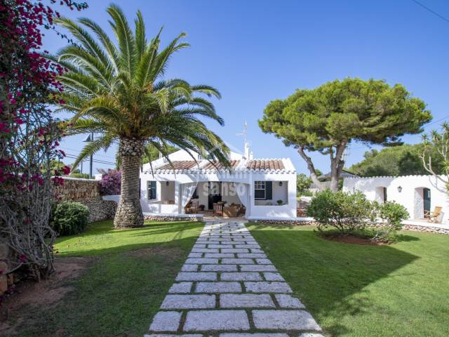 Charming country property on the outskirts of San Luis, Menorca
