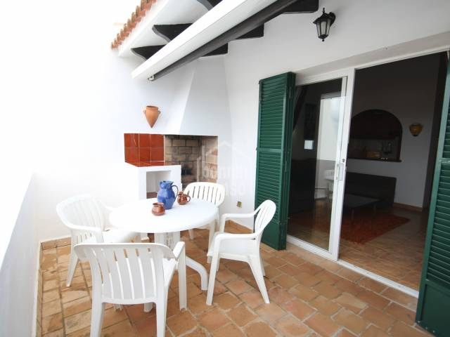Fabulous apartment in Son Parc, Menorca