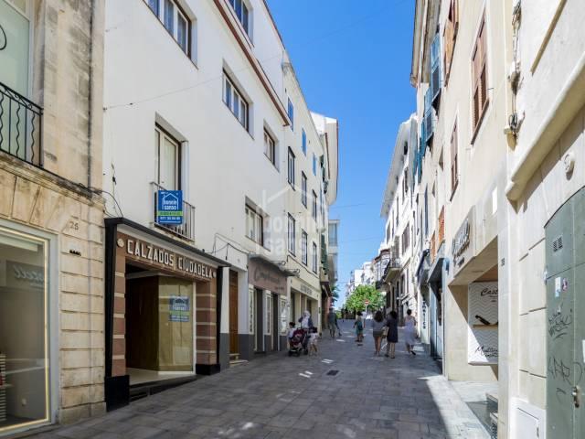 Local comercial en pleno centro de Mahón (Menorca)