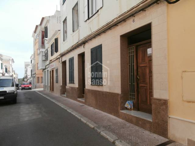 Local comercial en Mahon,Menorca