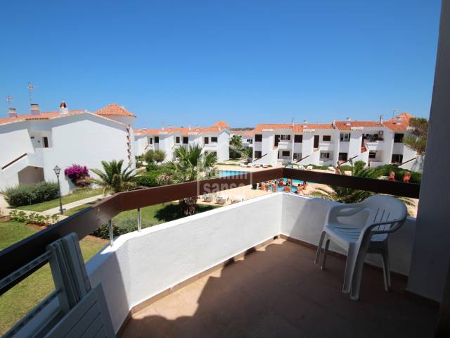 An interesting apartment in Los Delfines,  Ciutadella ,  Menorca