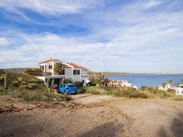 Villa con espectaculares vistas al mar, Fornell, Menorca