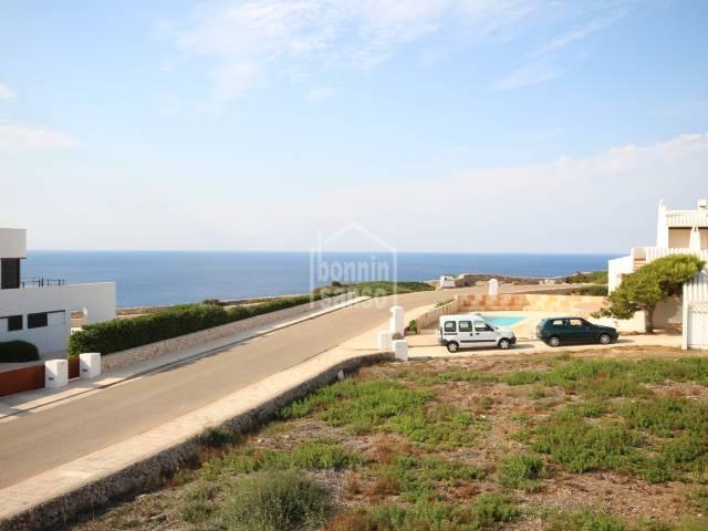 Segunda linea a reformar en Cala Morell, Ciutadella, Menorca