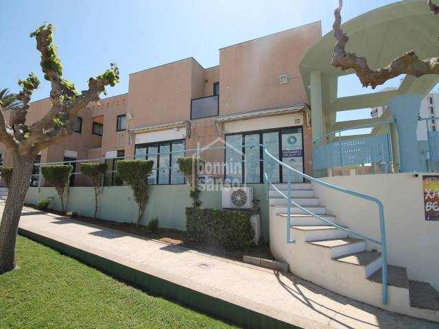 Excellent commercial premises in Son Bou,Menorca
