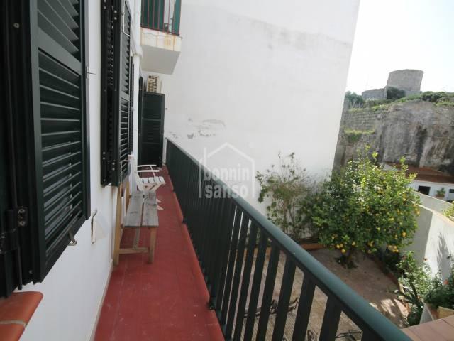Apartamento de dos dormitorios en Es Castell, Menorca