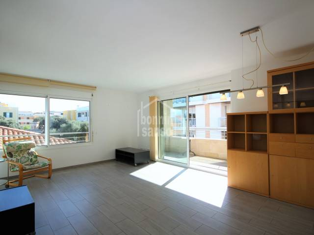 Ideally located second floor apartment in Ciutadella, Menorca