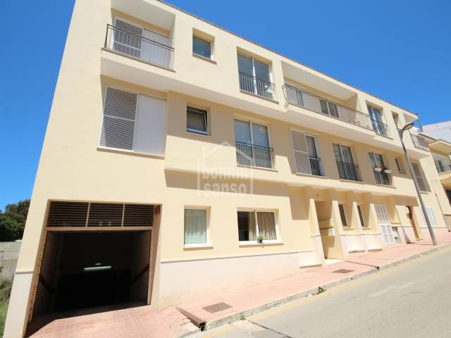 Second floor flat with lift in Alayor, Menorca