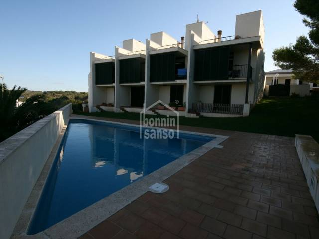 Villa/Apartment in Cala Canutells