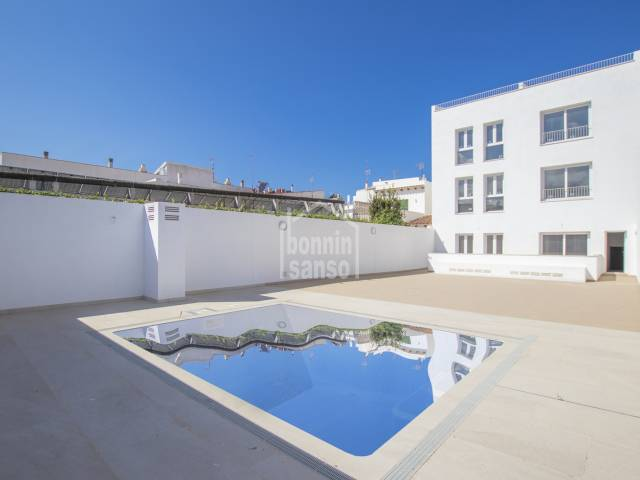 PROMOTION of 7 brand new apartments in Ciutadella, Menorca
