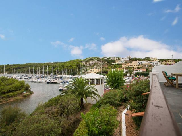Apartment with stunning sea views in Addaya, Menorca
