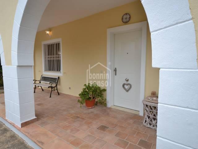 Casa en alquiler, centro de Cala Millor, Mallorca
