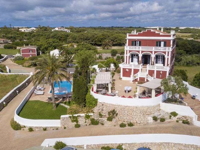 Charming Country Hotel located in Es Castell, Menorca
